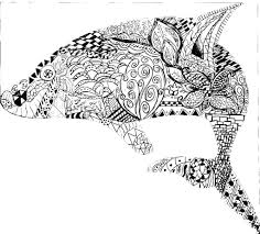attractive fish pictures to print coloring page 3 free