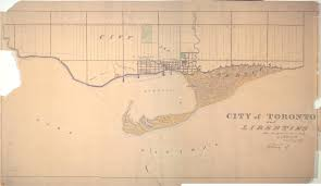 Map Of Toronto Canada by Biography U2013 Chewett James Grant U2013 Volume Ix 1861 1870