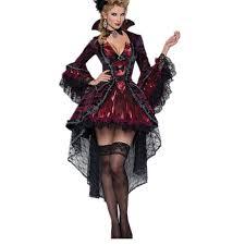 dokotoo 2017 halloween costumes for women vampires vixen costume