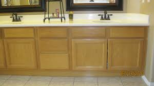 Oak Bathroom Cabinet Diy Bathroom Cabinets Easy Artisan