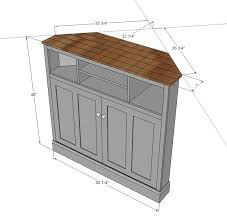 Small Woodworking Project Plans Free by Best 25 Cabinet Plans Ideas On Pinterest Ana White Furniture