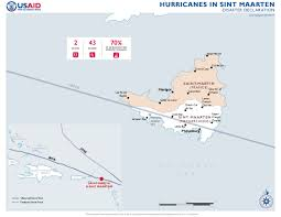 map of st martin st martin disaster assistance u s agency for international