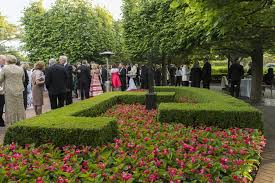 outdoor wedding venues illinois garden chicago botanic garden wedding beautiful outdoor