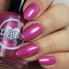 holo world set of six holographic nail polish u2013 dam nail polish