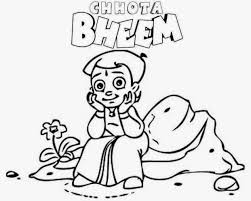 99 ideas chota bheem coloring sheet for kids on www spectaxmas