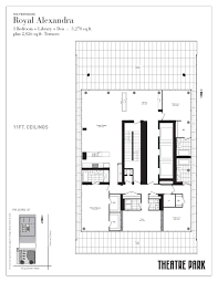 Royal Albert Hall Floor Plan by Theatre Park Condos 2015 Downtown Toronto