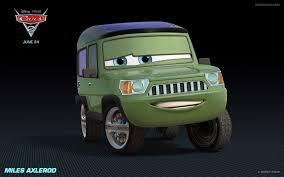cars movie jeep sir miles axlerod pixar wiki fandom powered by wikia