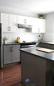 kitchen new kitchen designs white modern style for small