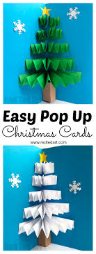 diy pop up card ted s