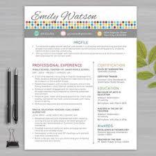 best 25 teacher resume template ideas on pinterest resume