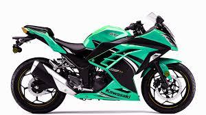 kawasaki motocross gear kawasaki ninja 300 green motorcycles pinterest kawasaki