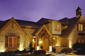 lighting exterior landscape lighting stunning kichler deck