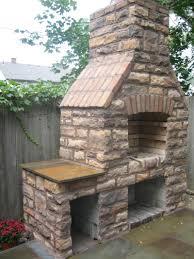 gbr masonry inc exterior fireplaces