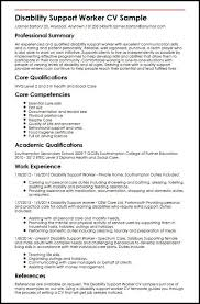 personal support worker cover letter sample social worker cover