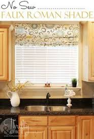 How To Make Roman Shades For French Doors - roman shade on french door with stained glass french doors