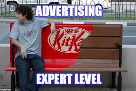 Advertising Meme - cool bench imgflip