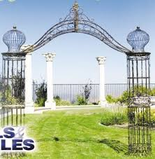 wedding arches and columns for sale wedding party products