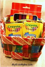 gift basket wrapping paper ways to reuse the wrapping paper leftover from christmas