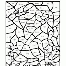 awesome collection of free math coloring worksheets 3rd grade on