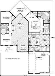 craftsman style house plan 3 beds 2 50 baths 1831 sq ft plan 56 550