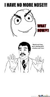 Evil Face Meme - rmx happy noseless evil face by recyclebin meme center