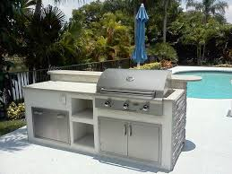 kitchen ideas built in grill outdoor bbq outdoor kitchen designs