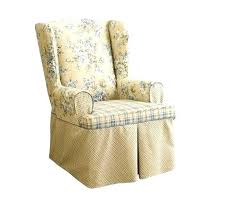 sure fit slipcovers wing chair sure fit cotton duck wing chair slipcover sure fit slipcovers sure