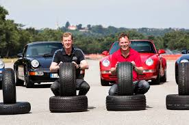 porsche offers new versions of vintage tires for classic models