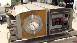 thermco mb 71 mini brute tube furnace 59194 youtube