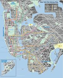 Brooklyn Subway Map by 1970s Nyc Subway Map That Never Was Business Insider