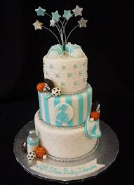 blue baby shower baby shower cake cake fiction