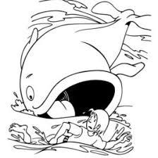 jonah coloring page jonah coloring sheet az coloring pages jonah fish coloring page in
