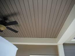 vinyl porch ceiling material options materials 5 13 install