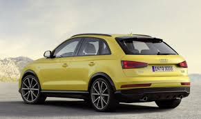 audi jeep q3 2017 audi q3 update introduces s line package performancedrive