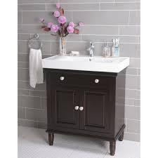 Small Bathroom Sink Cabinet Brilliant Powder Room Sink Vanities Using Oval Undermount Basin