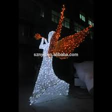 3d led light led acrylic outdoor decorations with