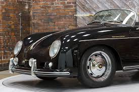porsche 356 1957 porsche 356 speedster re creation