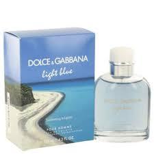 light blue men s cologne light blue swimming in lipari cologne by dolce gabbana 4 2 oz edt