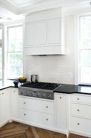 White Kitchen Cabinets With Black Hardware White Cabinet With Black Hardware White Kitchen Decoration Using