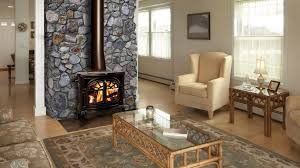 Gas Wood Burning Fireplace Insert by Vermont Castings Photo Galleries