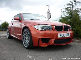 bmw 1m review test drive bmw 1 series m coupe on uk roads