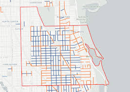Lincoln Park Chicago Map by How To Find Parking In Lakeview Easy Chicago Parking