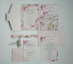 wedding invitations dublin 22 fabulous floral wedding invitations for 2016 couples
