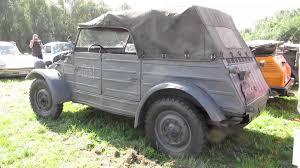 volkswagen thing 4x4 vw type82 kübelwagen lessines 2013 youtube