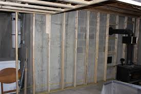 insulate a basement wall with closed cell spray foam st louis