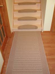 Non Slip Nosing Stairs by Stair Marvelous Stair Design With Light Brown Treads And Riser