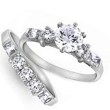 bridal set rings bridal set engagement rings engagement rings depot