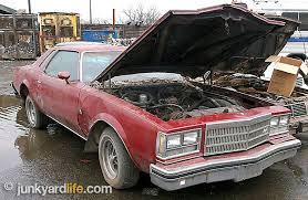 Regal Barn Junkyard Life Classic Cars Muscle Cars Barn Finds Rods And