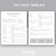 Reference Page For Resume Format Two Page Cover Letter Gallery Cover Letter Ideas
