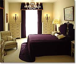Purple Bedrooms From Regal To Rustic - Deep purple bedroom ideas